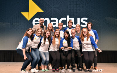 Enactus U of S Recognized Nationally for Advancing the Lives of Indigenous People
