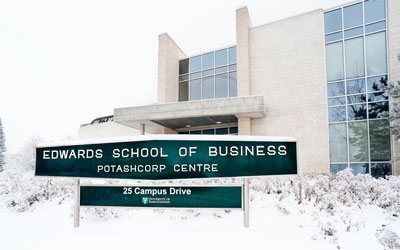 Edwards School of Business Earns Prestigious AACSB International Accreditation